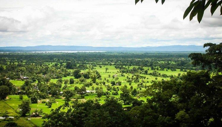 محمية بوكيو الطبيعية في لاوس