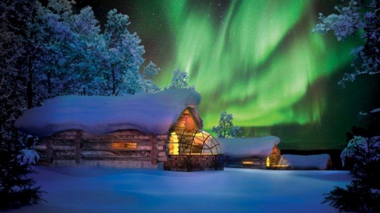 مدينة «لابلاند» بالسويد - القطب الشمالي