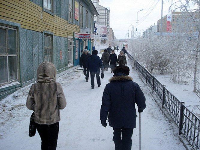 مدينة ياكوتسك