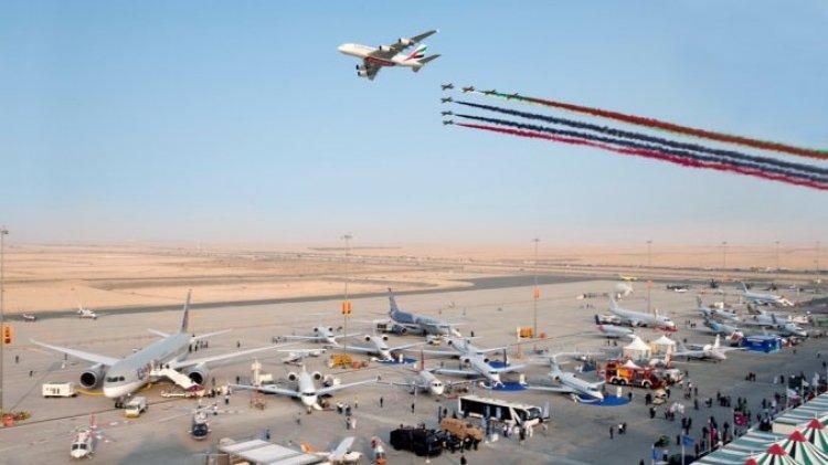 انطلاق معرض دبي للطيران في نوفمبر