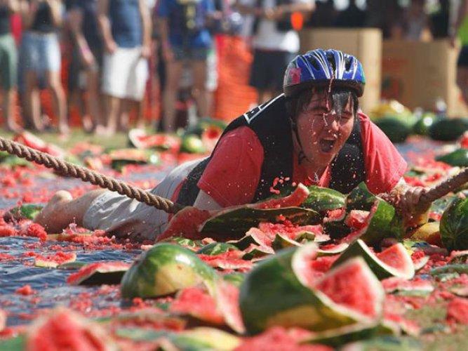 مهرجان البطيخ في استراليا