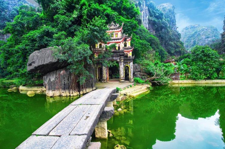 نينه بينه منطقة الريف في فيتنام