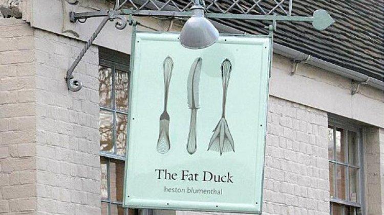 مطعم ذي فات داك