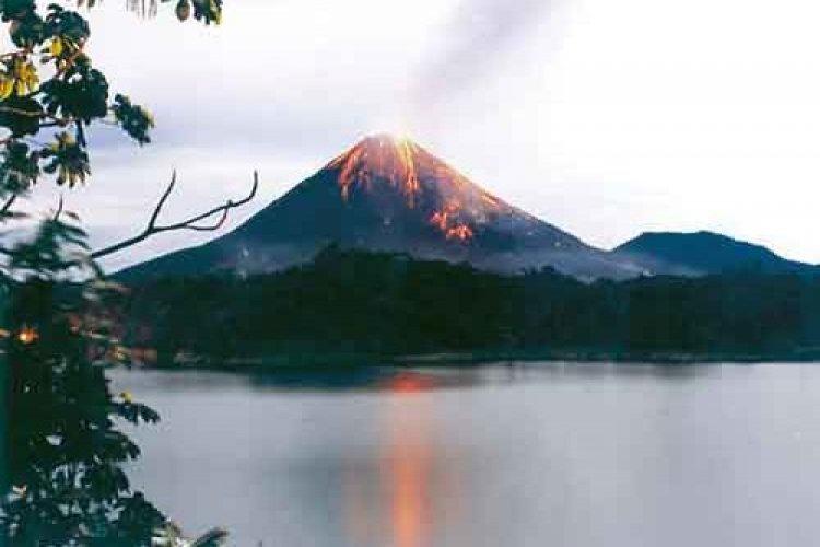 بركان أرينال، كوستاريكا