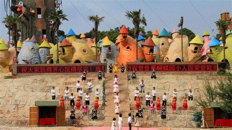 ليليبوت مدينة الأقزام في الصّين