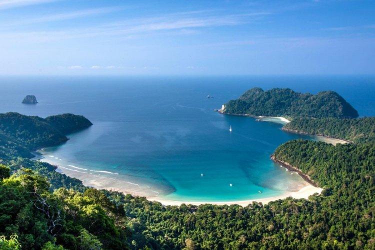 جزيرة ماكلويد في ميانمار