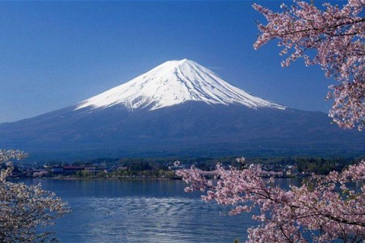 بركان جبل فوجي، اليابان