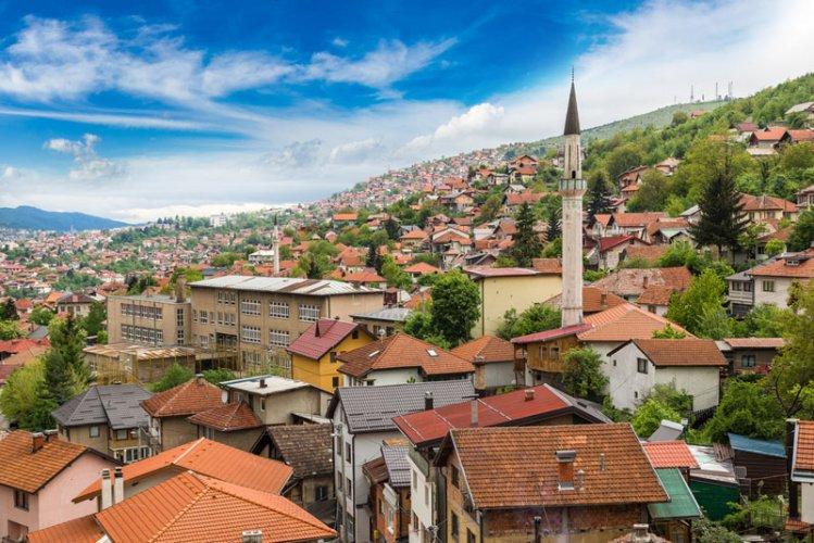 السفر إلى مدينة سراييفو