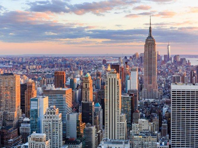 نيويورك مدينة السحر والجمال والاناقة