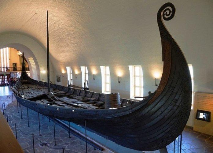 متحف سفينة الفايكنغ في اوسلو