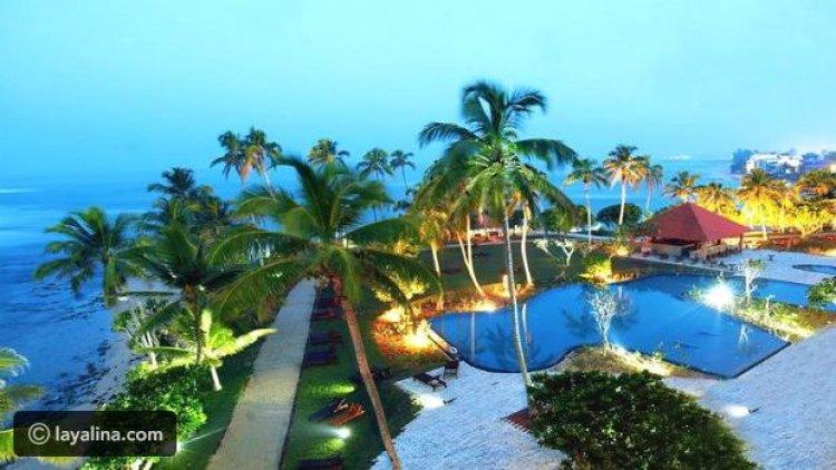 الفنادق في سريلانكا