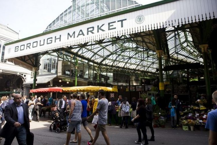سوق بورو في لندن