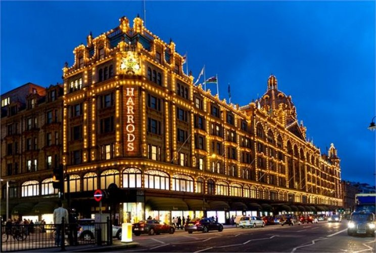 سوق هارودز في لندن
