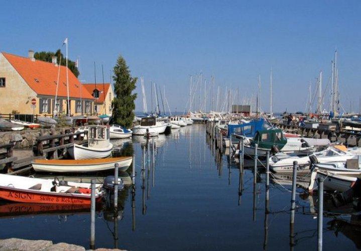 مدينة دراجور في الدنمارك