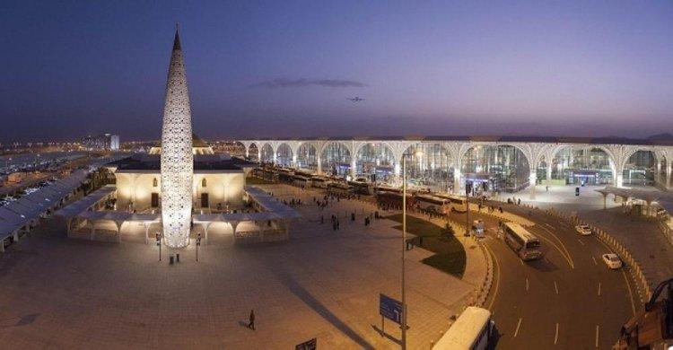 مطار المدينة المنورة