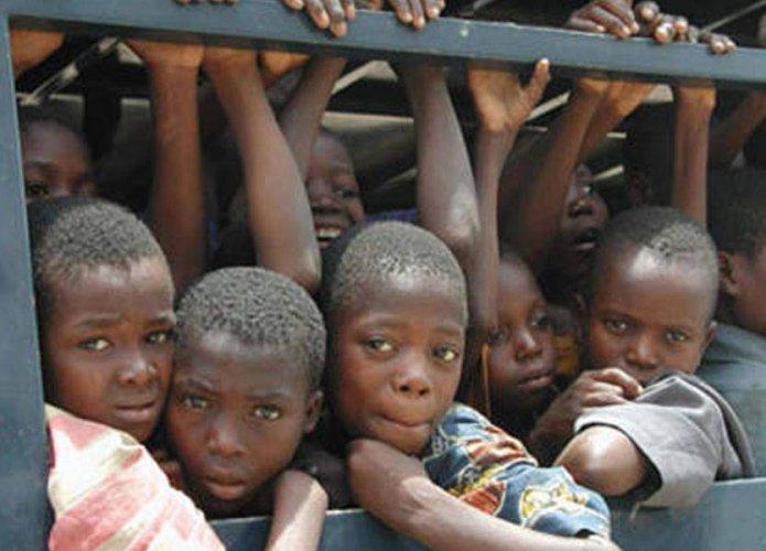 اطفال النيجر