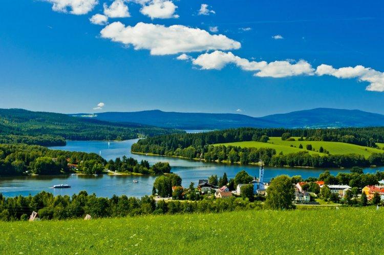 الطبيعة في التشيك