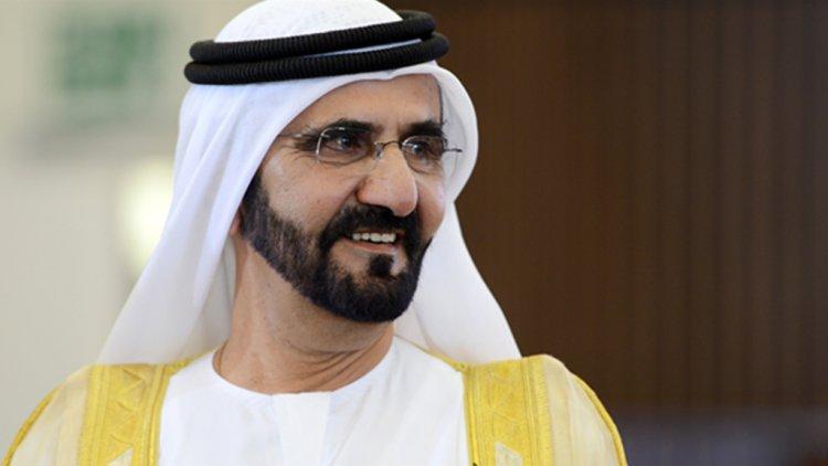 صاحب السمو الشيخ محمد بن راشد