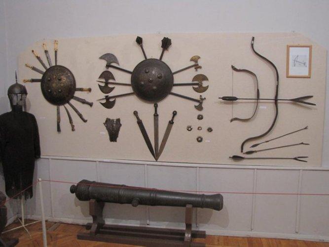 المتحف التاريخي في مدينة كوتايسي