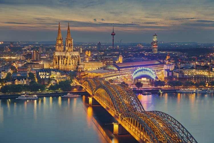 مدينة المانيا
