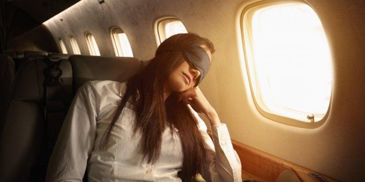 اهم نصائح النوم المريح اثناء السفر
