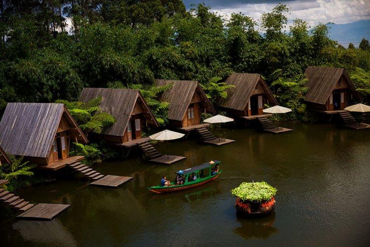 مدينة باندونج في اندونيسيا