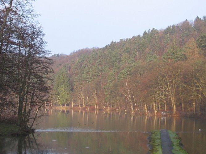 بحيرة فارفاز في بلجيكا
