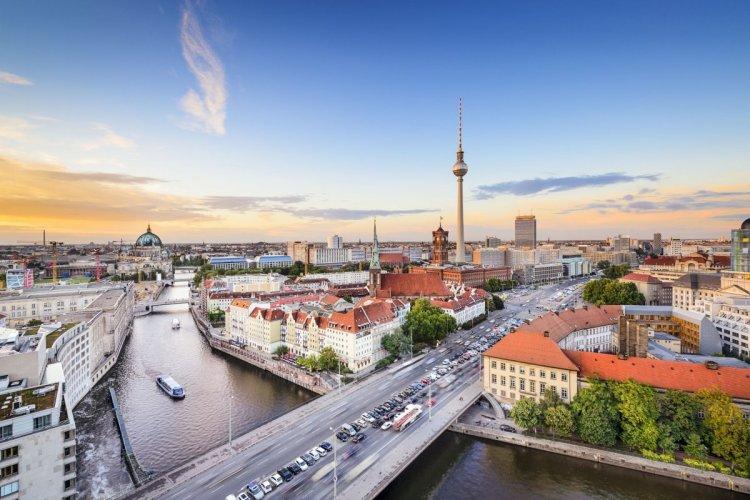 مدينة برلين فى المانيا