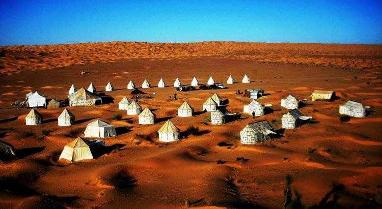 الصحراء الافريقية الكبرى