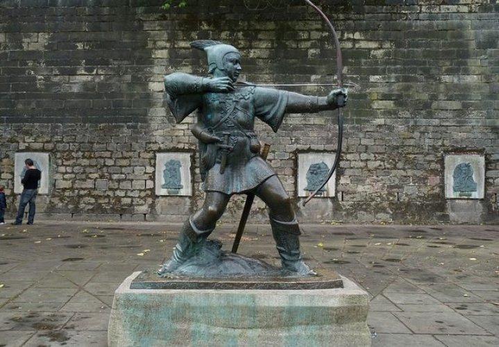 تمثال روبن هود