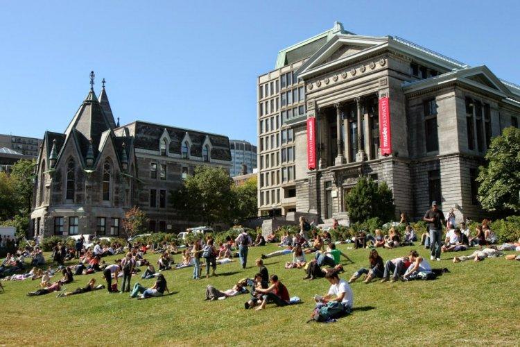 جامعة فى كندا