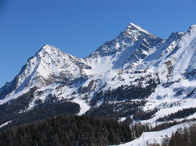 جبال الالب الفرنسية