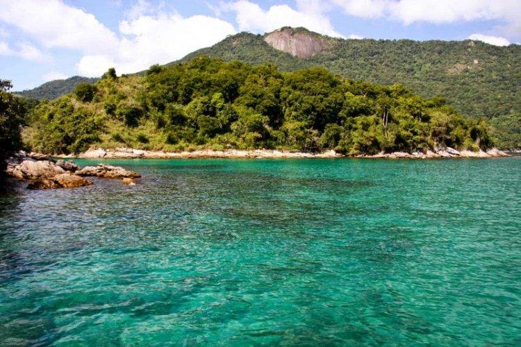 جزيرة كوشي في مدينة فنزويلا