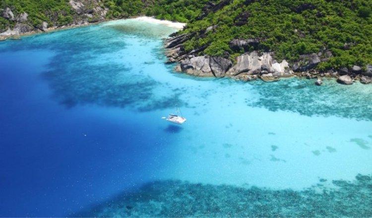طبيعة جزيرة ماهي