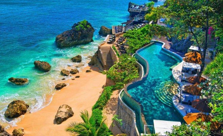 جزيرة بالي في أندونيسيا