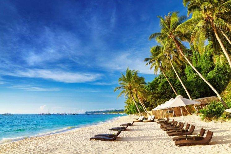 جمال الشواطئ في الفلبين