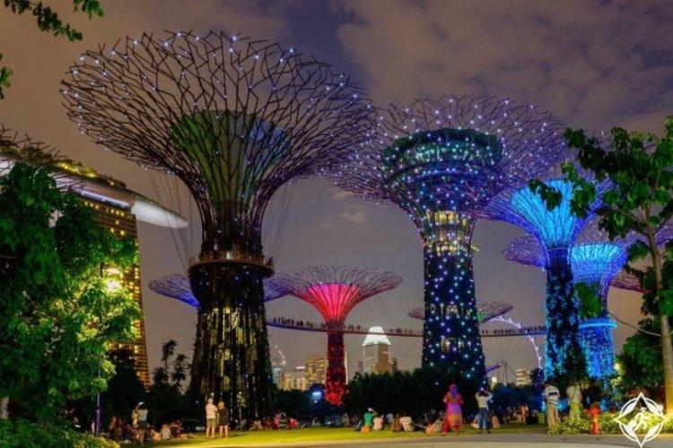 حدائق الخليج بسنغافورة