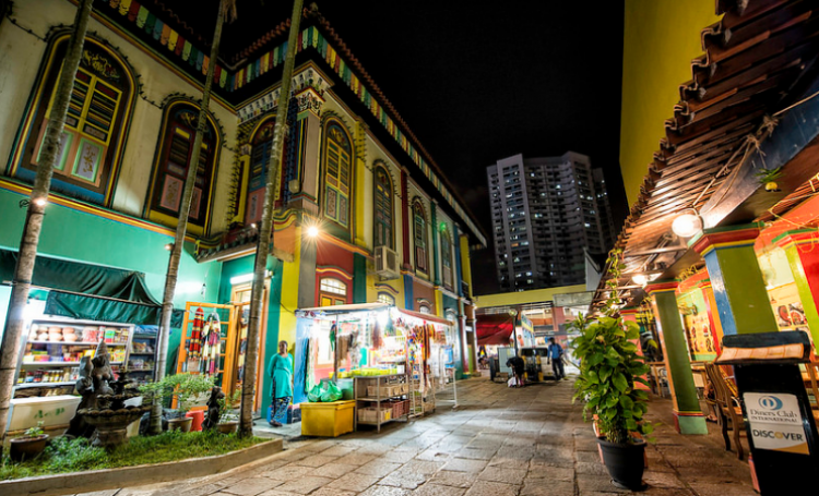 الهند الصغيرة في سنغافورة