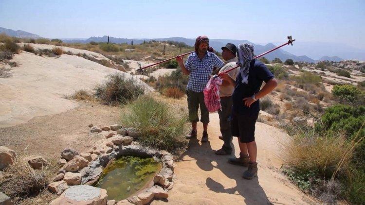 زوار محمية ضانا في الأردن