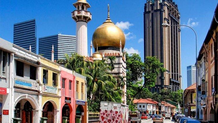سنغافورة الساحرة