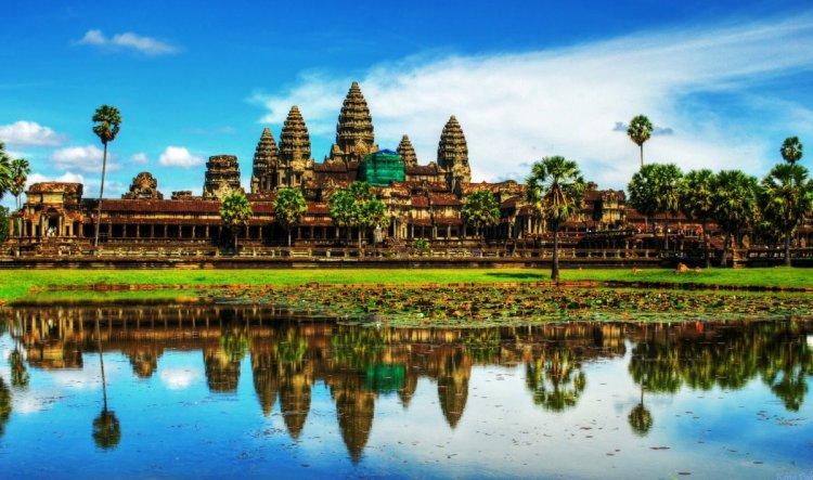 سيام ريب فى كمبوديا