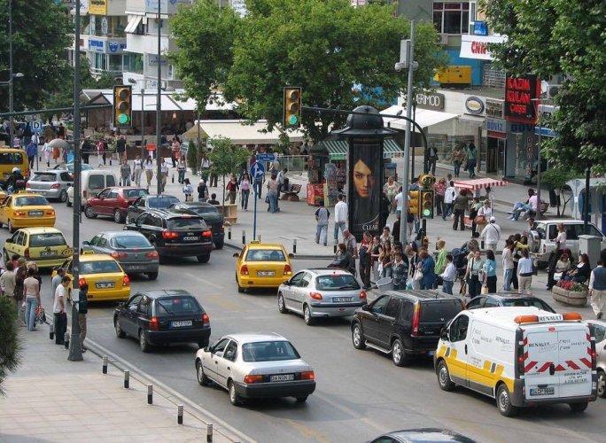 شارع بغداد بإسطنبول