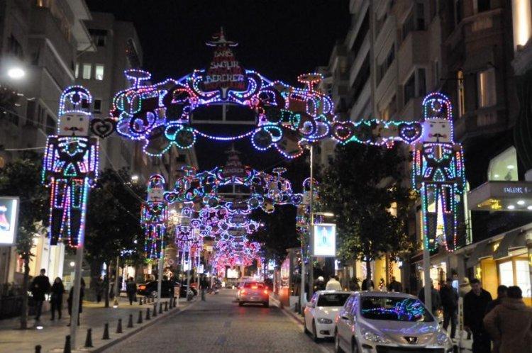 شارع نسبتية في إسطنبول