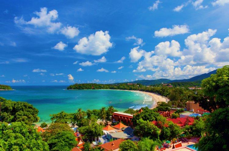 شواطئ بوكيت في تايلاند