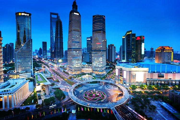 شنغهاى فى الصين