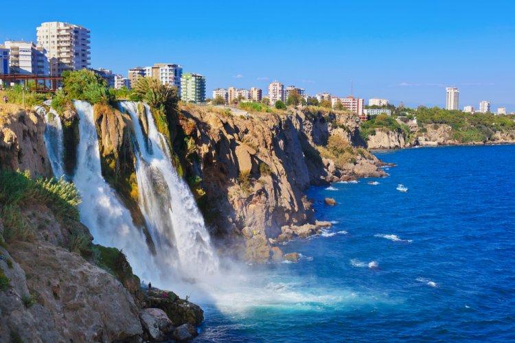 مدينة انطاليا في تركيا