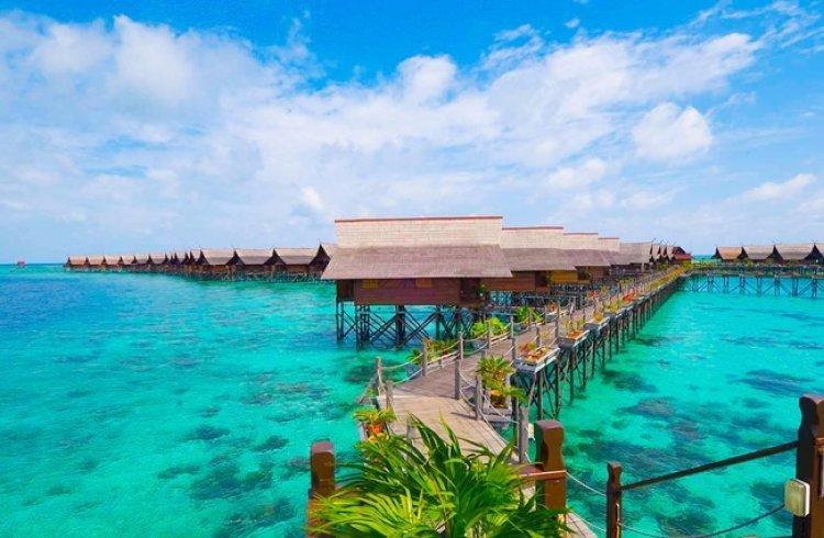 شواطئ جزيرة ماهي