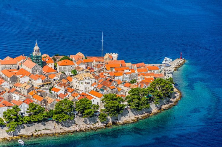 طبيعة كرواتيا الجذابة