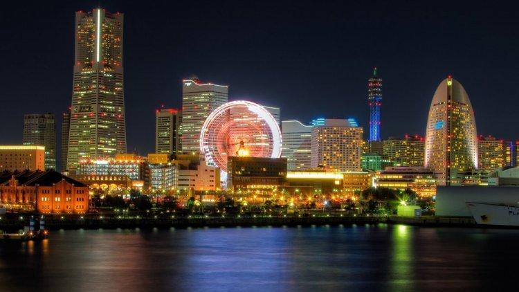 طوكيو فى اليابان