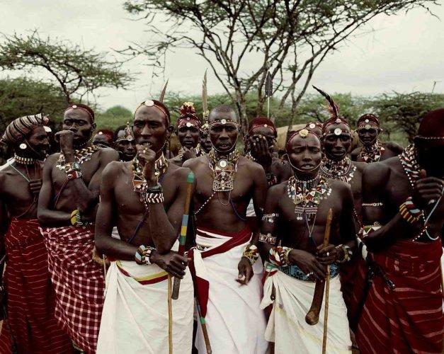 قبيلة السامبورى